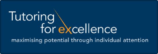 Tutoring for Excellence Logo